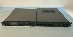 Extron VSC 500 Computer-to-Video Scan Converter & DVS 304 Video and RGB Scaler