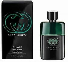 Gucci Guilty Black Pour Homme EDT Spray 50ml Perfume