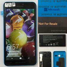 RARE PROTOTYPE Nokia Lumia 640 XL lte Blue Microsoft RM-1062 windows phone