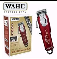 Wahl Professional 5 Star Series Cordless Magic Clip #8148 Fade Clipper 100-240VA