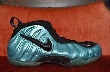 Nike Air Foamposite Electric Blue Size 11.5 624041-410 Jordan Penny Pro 9+/10