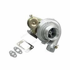 T3 T4 8PSI Wastegate V-Band Exhaust Turbo Charger 0.48 AR 0.60 A/R