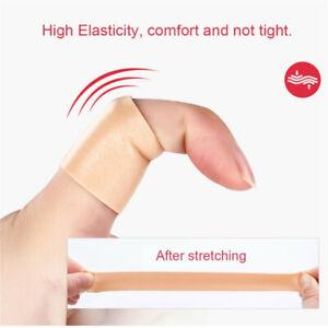 Sangles soutient autocollant talon orteils en mousse résistant à l'eau Bandage