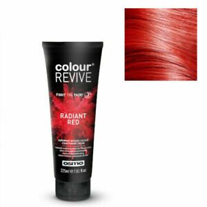 Osmo COLOUR REVIVE Radiant Red Colour Conditioner - 225ml