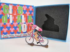Giro d'Italia Centoanni 100 Maglia Rosa Pink Jersey Metal Cycling Figure Rapha
