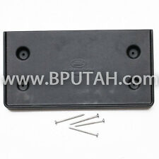 Land Rover LR3 Protection Brush A Frame Bar License Plate Bracket Mount Mounting