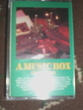 A Music Box Christmas CASSETTE various songs NEW