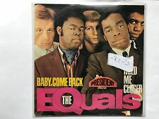 The Equals - Baby come back     single     vinyl     Sammlung