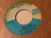 Mitch Ryder & The Detroit Wheels 45 Sock It to Me-Baby!/I Never Had It Better
