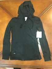 EVERLAST Lifestyle Womans Meteorite Slub Jersey Hoodie Jacket  Medium Retail $44