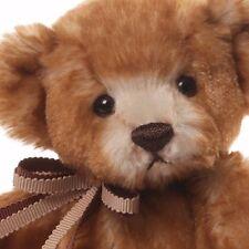 "Arlo 7"" Small Brown Teddy Bear by GUND NWT Vintage Styling 2016 Age 1+"
