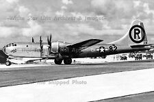 "Photo: 5"" x 7"": B-29 Super Fortress Enola Gay On Tinian, WWII, August, 1945"