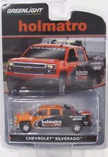 GREENLIGHT CHEVROLET SILVERADO HOBBY EXCLUSIVE HOLMATRO SAFETY TEAM RESCUE TRUCK