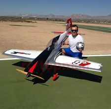 "30%off 106""/2700mm Huge 3D Aerobatic 100CC Gas ARF RC plane Extra-330SC IN USA"