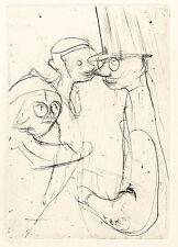 Hans Theo giudici-bambini quasi notte-tre maschere-ACQUAFORTE 1936