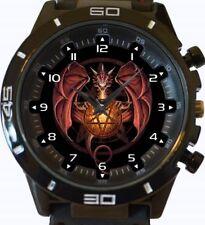 Pentagram Dragon New Gt Series Sports Unisex Gift Watch