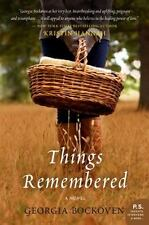 Things Remembered by Georgia Bockoven (2012, Paperback)