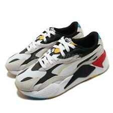 Puma RS-X3 WH The Unity Collection Olympic White Grey Men Women Unisex 373308-01