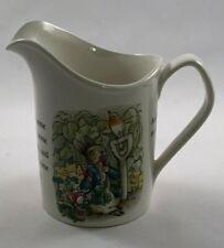 Vintage Original Peter Rabbit Wedgwood China Dinnerware