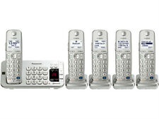 Panasonic KX-TGE275S Cordless phone Link2Cell Bluetooth  5 Handset