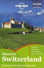Lonely Planet Discover Switzerland *IN STOCK IN MELBOURNE - NEW*