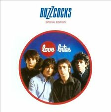 BRAND NEW SS BUZZCOCKS LOVE BITES SPECIAL EDITION 2 CD SET PUNK INDIE ROCK LIVE