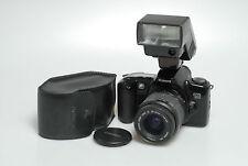 Canon EOS 500, EF 4,5-5,6/38-76mm, Speedlite 300EZ + guter Zustand +