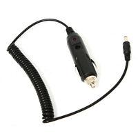 Car charger cable for BAOFENG UV-5R, UV-5RA/UV-5RB, UV-5RE Radio Black