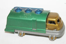 1950's Gilmark Esso Gasoline Truck,  Green Tank, Nice Original
