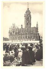 CPSM PF PAYS BAS - Marktdag, Middelburg
