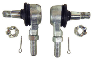 Left & Right Hand Thread Steering Tie Rod Ends fits Arctic Cat 09-16 150 Utility