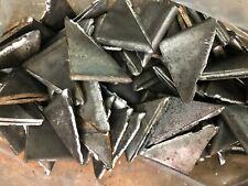 Steel Scrap Shapes Vintage Metal Art Steampunk Industrial