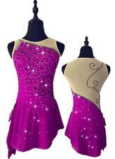 Ice Figure Skating Dress Baton Gymnastics Rhythmic Dance Dress Rg Custom X529