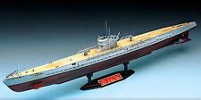 NEW German Navy U-Boat IX B Academy Model Kit 1/150 Motorized Motor Ship #14203