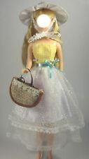 2020 Mimi World Doll Clothes Vacation Style Dress Hat Beach Fits Takara Jenny