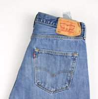 Levi's Strauss & Co Hommes 501 Jeans Jambe Droite Taille W33 L32 AVZ484