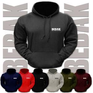 Hoodies for Men Bodybuilding Gym  Hoody  New Long Sleeve Sweatshirt  BEBAK