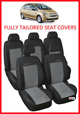 Tailored seat covers for Citroen Xsara Picasso 5 seater - LEFT HAND DRIVE  (p2)