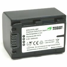 Wasabi Power Battery for Sony NP-FH70, NP-FH60 (2400mAh)
