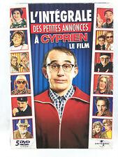 Elie Semoun L'intégrale, des les petites annonces à Cyprien Coffret 5 DVD