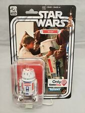 """2016 Star Wars Black Series 40th R5-D4 6"""" Action Figure Opened Rare Droid"""