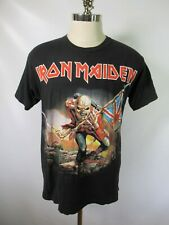 G1248 Iron Maiden Heavy Metal Band Concert Tour Graphic T-Shirt