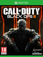 Call of Duty Black Ops 3 III Xbox One MINT - Same Day Dispatch Fast Delivery