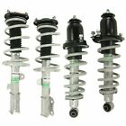 Front Rear Left Right Set Complete Strut Assembly For 06-10 Scion Tc