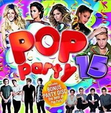Pop Party 15 ~ NEW 2CD HITS BY JUSTIN BIEBER,VAMPS,LAWSON,MAROON 5,JESSE J Etc