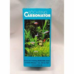 Söchting Carbonator Nachfüllpackung für Aquarien bis 250L CO2 Wachstum Pflanzen