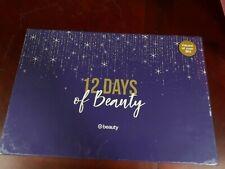 Target 12 Days Of Beauty Christmas Advent Calendar Box Gift Set Value Over $65