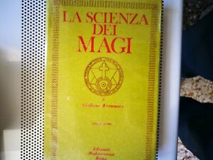 MAGIA - SCIENZA DEI MAGI vol.1°- 2°- 3°- 4°