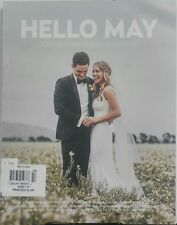 Hello May UK Issue 14 2016 Ring Buyer's Guide Bridal Fashion FREE SHIPPING sb