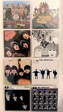 """Display 8 x 12"""" inch Vinyl Record LP Albums in our Hanging Sleeves Pockets"""